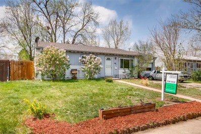 1511 S King Street, Denver, CO 80219 - MLS#: 6383308