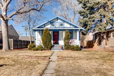 147 Raleigh Street, Denver, CO 80219 - MLS#: 6383607