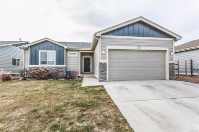 1001 Village Drive, Milliken, CO 80543 - MLS#: 6384624