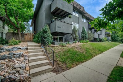 1410 York Street UNIT 25, Denver, CO 80206 - MLS#: 6386102
