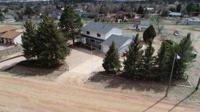 4919 Rocking R Drive, Colorado Springs, CO 80915 - #: 6387459