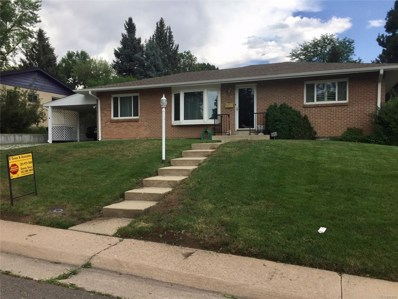 2940 S Perry Way, Denver, CO 80236 - #: 6387516