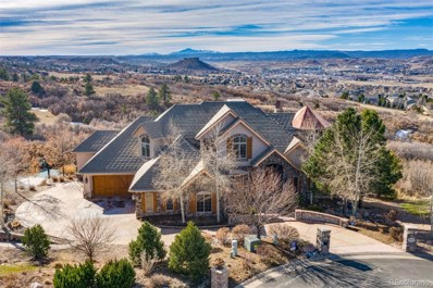 4433 Tierra Alta Drive, Castle Rock, CO 80104 - #: 6389635