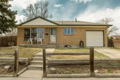 11081 Emerson Street, Northglenn, CO 80233 - MLS#: 6389967