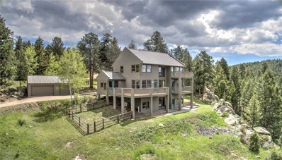 26741 Hilltop Road, Evergreen, CO 80439 - #: 6391231