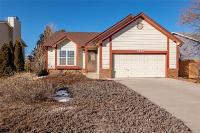 8880 Kalmar Drive, Colorado Springs, CO 80920 - #: 6396027