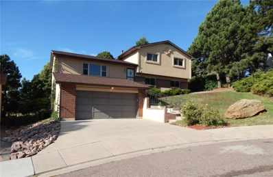 3863 Deepgreen Lane, Colorado Springs, CO 80917 - #: 6396164