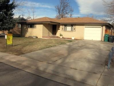 7833 W Iowa Drive, Lakewood, CO 80232 - #: 6396756