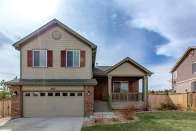 5437 S Elk Way, Aurora, CO 80016 - MLS#: 6400626