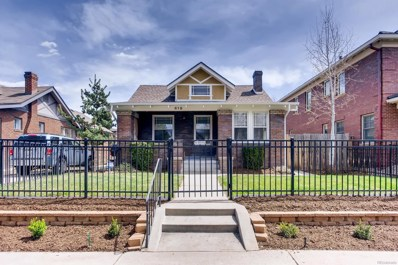 618 S Gilpin Street, Denver, CO 80209 - #: 6402086