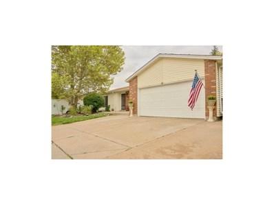 10878 Grange Creek Drive, Thornton, CO 80233 - MLS#: 6410870