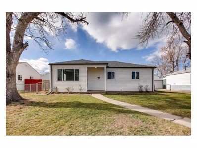 1269 S Raritan Street, Denver, CO 80223 - #: 6415008