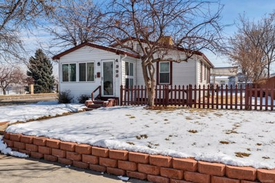 4998 Irving Street, Denver, CO 80221 - MLS#: 6417342