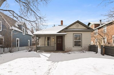 2326 Goss Street, Boulder, CO 80302 - MLS#: 6419229