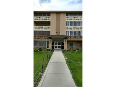 645 S Alton Way UNIT 6D, Denver, CO 80247 - MLS#: 6423561