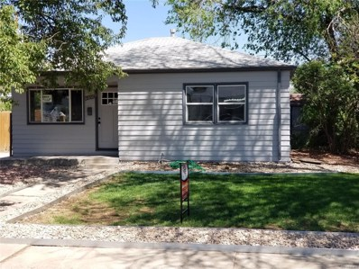 4051 Walsh Place, Denver, CO 80219 - MLS#: 6427302