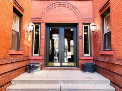 1475 N Humboldt Street UNIT 6, Denver, CO 80218 - MLS#: 6427962