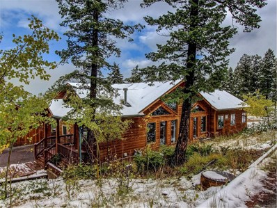 6996 Skunk Alley, Evergreen, CO 80439 - #: 6429235