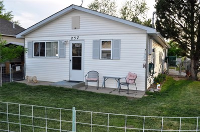 257 Birch Street, Hudson, CO 80642 - MLS#: 6429256