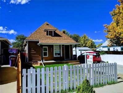 625 Osceola Street, Denver, CO 80204 - #: 6432406