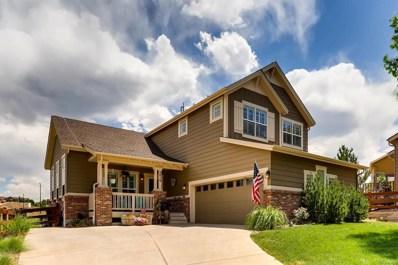 4016 Sunridge Terrace Court, Castle Rock, CO 80109 - MLS#: 6435787