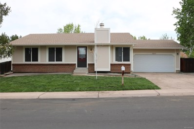 16857 E Napa Drive, Aurora, CO 80013 - MLS#: 6436510