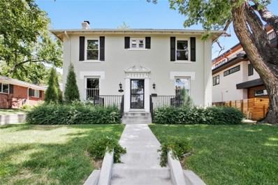 454 S Emerson Street, Denver, CO 80209 - MLS#: 6437224