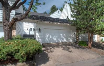 4505 S Yosemite Street UNIT 142, Denver, CO 80237 - MLS#: 6439140