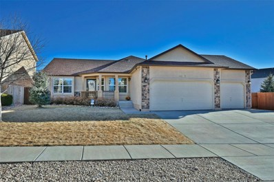 5467 Mountain Garland Drive, Colorado Springs, CO 80923 - MLS#: 6440339