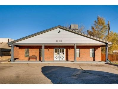 1980 Youngfield Street, Lakewood, CO 80215 - MLS#: 6443941