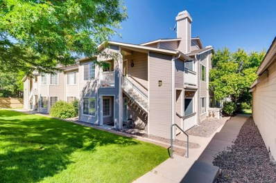8455 Pebble Creek Way UNIT 103, Highlands Ranch, CO 80126 - #: 6446737