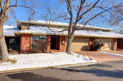 2800 S University Boulevard UNIT 22, Denver, CO 80210 - MLS#: 6449442