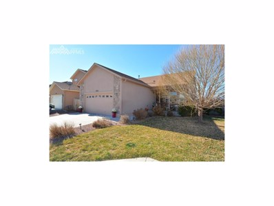 7578 Sun Prairie Drive, Colorado Springs, CO 80925 - MLS#: 6456734
