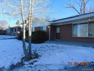 5550 W 51st Avenue, Denver, CO 80212 - MLS#: 6457042