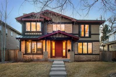 1447 S Clayton Street, Denver, CO 80210 - MLS#: 6457797