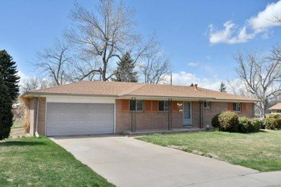 7105 S Sherman Street, Centennial, CO 80122 - MLS#: 6458557