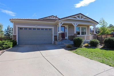3555 Eugenia Court, Castle Rock, CO 80109 - MLS#: 6459130