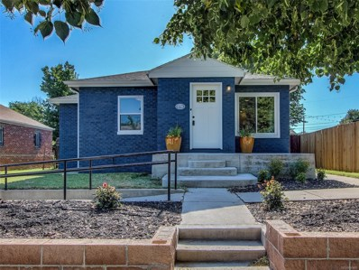 3730 N Vine Street, Denver, CO 80205 - MLS#: 6459987