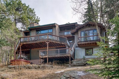 32217 Buffalo Park Road, Evergreen, CO 80439 - #: 6460737