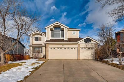 471 Bexley Court, Highlands Ranch, CO 80126 - #: 6461315