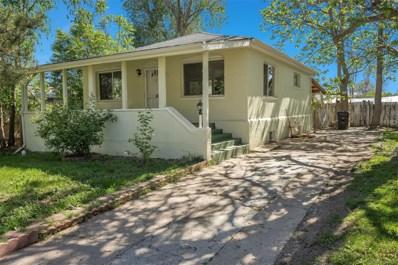 668 S Lowell Boulevard, Denver, CO 80219 - MLS#: 6465535