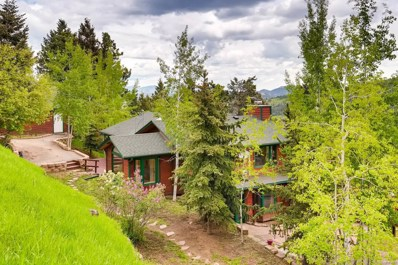 9259 Fallen Rock Road, Conifer, CO 80433 - #: 6465912