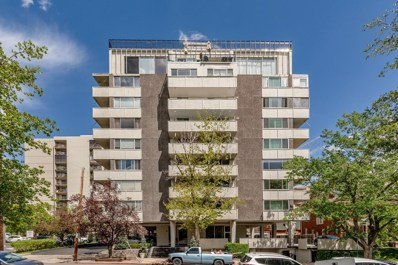 740 Pearl Street UNIT 807, Denver, CO 80203 - #: 6467268