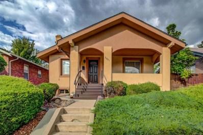 3951 Vallejo Street, Denver, CO 80211 - MLS#: 6469030