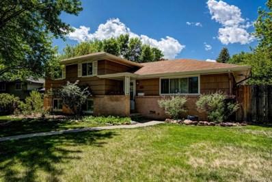 1022 Adams Drive, Colorado Springs, CO 80904 - MLS#: 6469693