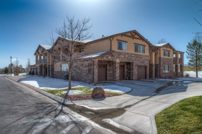 9796 W Freiburg Drive UNIT H, Littleton, CO 80127 - MLS#: 6469970