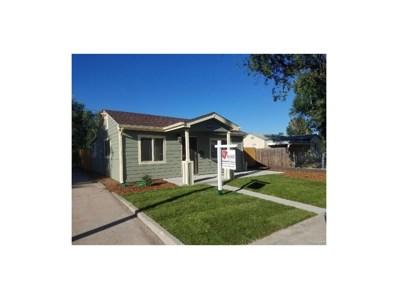 4205 W 4th Avenue, Denver, CO 80219 - MLS#: 6470812