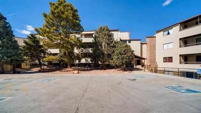 6580 Delmonico Drive UNIT 104, Colorado Springs, CO 80919 - MLS#: 6477288