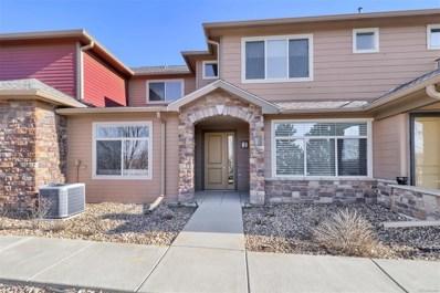 8633 Gold Peak Place UNIT E, Highlands Ranch, CO 80130 - MLS#: 6479061