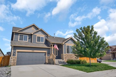 4620 Katahdin Way, Colorado Springs, CO 80911 - MLS#: 6479404